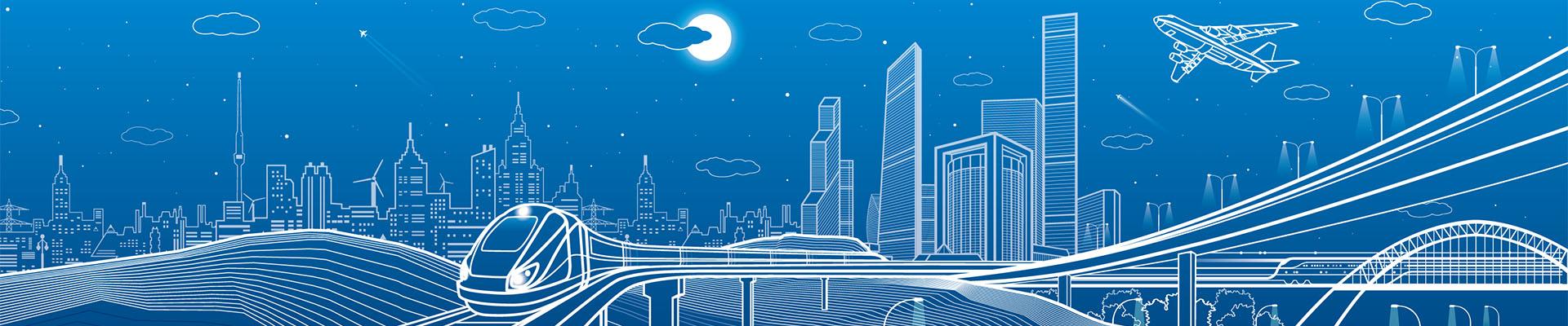 城市地标工程