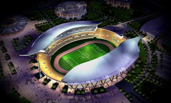 江西奥林匹克体育中心