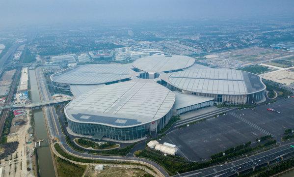 上海虹桥国家会展综合体