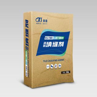 KS-T201 二合一彩色瓷砖填缝剂
