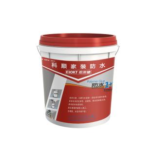 E-11防水1+1聚合物防水胶