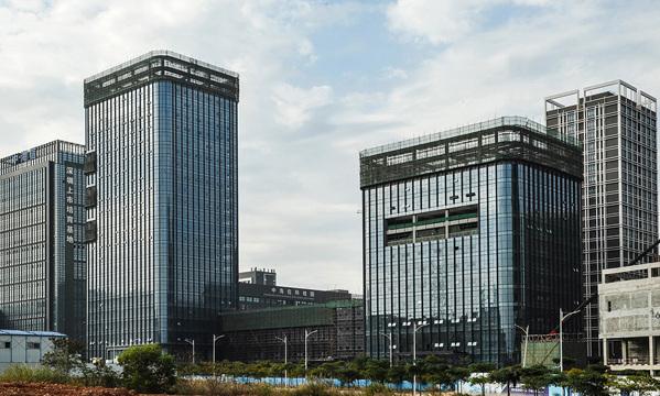 金苹果电子科技工业厂区