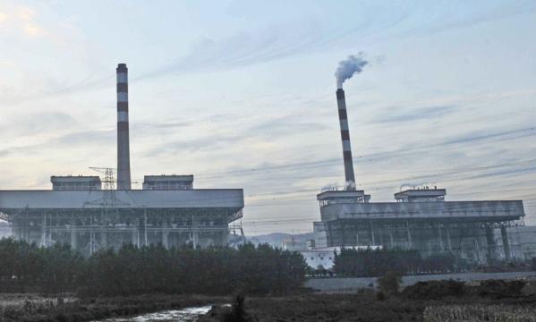 山西霍州電廠