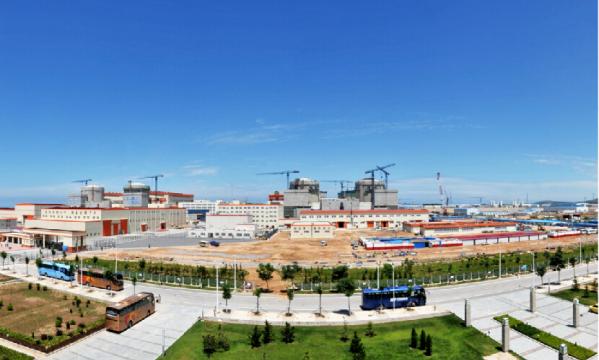 紅沿河核電站