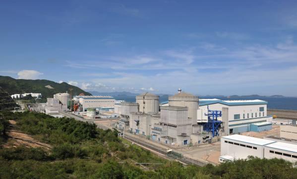 大亞灣核電站