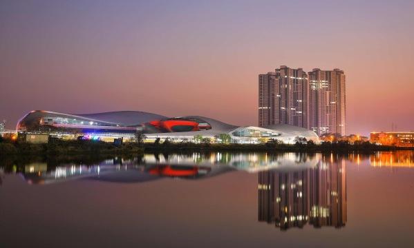廣州亞運城