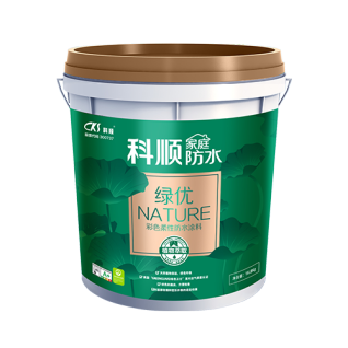 L200绿优彩色柔性防水涂料