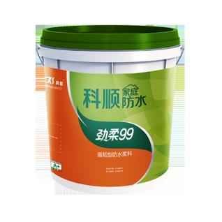 J101勁柔99強韌型防水漿料