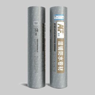 APF-5000非瀝青基強力交叉膜自粘高分子防水卷材