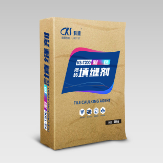 KS-T200 彩色瓷磚填縫劑